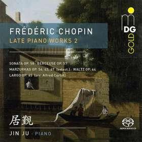 Frederic Chopin (1810-1849): Späte Klavierwerke Vol.2, SACD