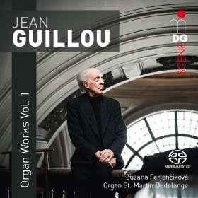 Jean Guillou (geb. 1930): Sämtliche Orgelwerke Vol. 1, SACD
