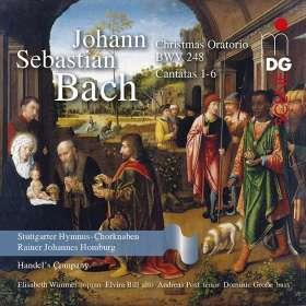 Johann Sebastian Bach (1685-1750): Weihnachtsoratorium BWV 248, SACD