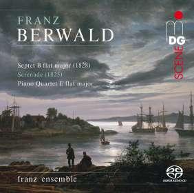 Franz Berwald (1796-1868): Kammermusik, SACD