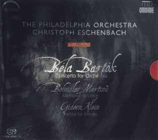 Bela Bartok, Diverse