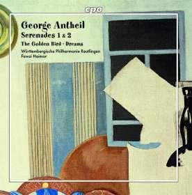 "George Antheil (1900-1959): Ballettmusik ""Dreams"", CD"