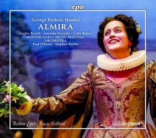 Georg Friedrich Händel (1685-1759): Almira, CD