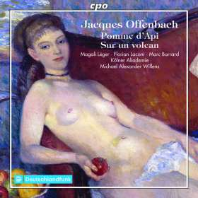 Jacques Offenbach (1819-1880): 2 Operetteneinakter (Gesamtaufnahmen), CD