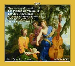 Marc-Antoine Charpentier (1643-1704): Les Plaisirs de Versailles, CD