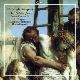 Christoph Graupner (1683-1760): Passions-Kantaten Vol.4, CD