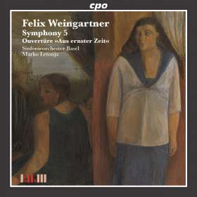 Felix Weingartner: Symphonie Nr. 5, SACD