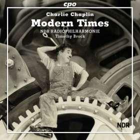 Charles (Charlie) Chaplin (1889-1977): Modern Times (Die komplette Filmmusik), CD