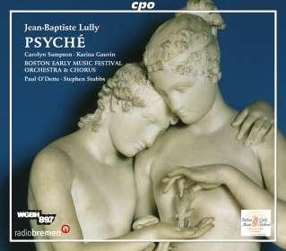 Jean-Baptiste Lully: Psyche, 3 CDs