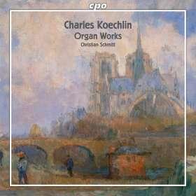 Charles Koechlin (1867-1950): Orgelwerke, SACD