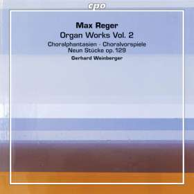 Max Reger (1873-1916): Orgelwerke Vol.2, SACD