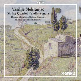 Vasilije Mokranjac (1923-1984): Streichquartett d-moll, CD