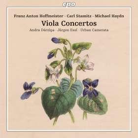Andra Darzina - Violakonzerte, CD