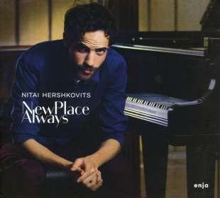 Nitai Hershkovits: New Places Always, CD