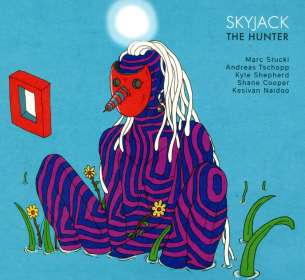 Skyjack: The Hunter, CD
