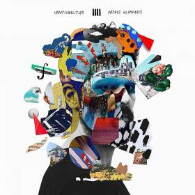 Petros Klampanis: Irrationalities, CD