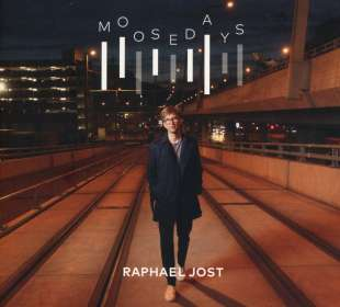 Raphael Jost: Moosedays, CD