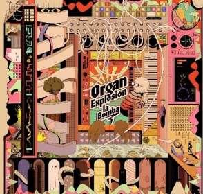 Organ Explosion: La Bomba, CD
