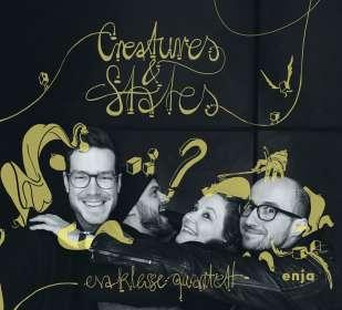 Eva Klesse (geb. 1986): Creatures & States, CD