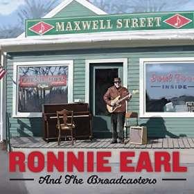 Ronnie Earl: Maxwell Street, CD
