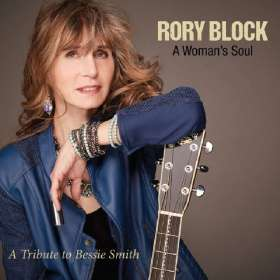 Rory Block: A Woman's Soul-A Tribute To Bessie Smith, CD