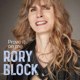 Rory Block: Prove It On Me, CD