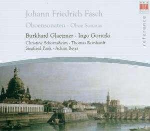 Johann Friedrich Fasch (1688-1758): Quadro- & Triosonaten, CD