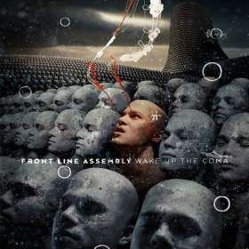 Front Line Assembly: Wake Up The Coma, CD