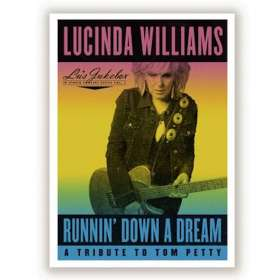 Lucinda Williams: Runnin' Down A Dream: A Tribute To Tom Petty, LP