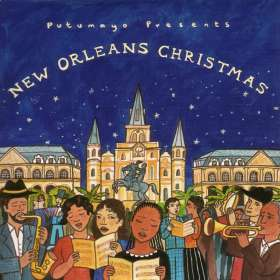 New Orleans Christmas, CD