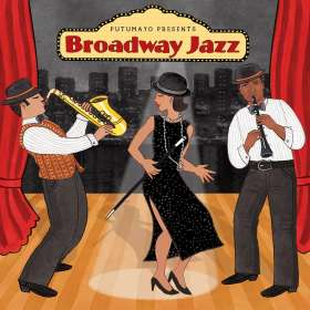 Musical: Broadway Jazz, CD