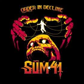 Sum 41: Order In Decline (Limited-Edition) (Translucent Orange Vinyl), LP