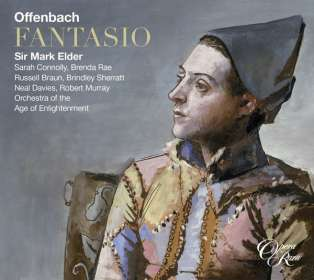 Jacques Offenbach (1819-1880): Fantasio, 2 CDs