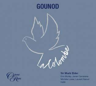 Charles Gounod (1818-1893): La Colombe, CD