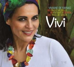 Viviane de Farias, Paulo Morello & Kim Barth: Vivi, CD