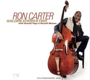 Ron Carter (geb. 1937): Golden Striker Trio - Live At The Theaterstübchen, Kassel, CD
