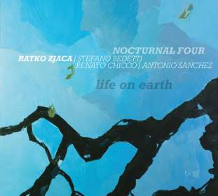 Nocturnal Four feat. Zjaca / Bedetti / Chicco / Sa: Life On Earth, CD