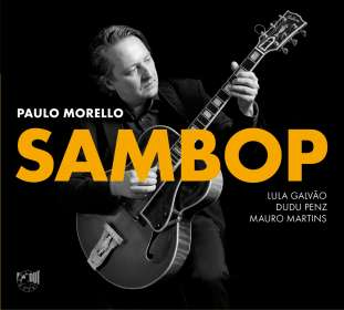 Paul Morello: Sambop, CD