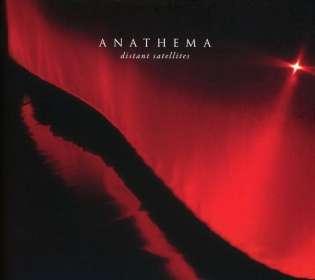 Anathema: Distant Satellites, CD