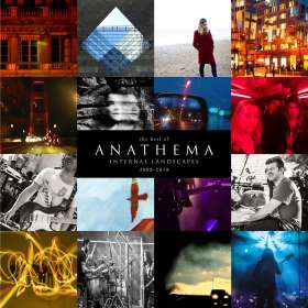 Anathema: Internal Landscapes: The Best Of 2008 - 2018, CD