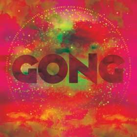 Gong: The Universe Also Collapses, CD