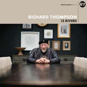 Richard Thompson: 13 Rivers, CD