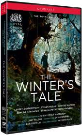 The Royal Ballet: The Winter's Tale, DVD