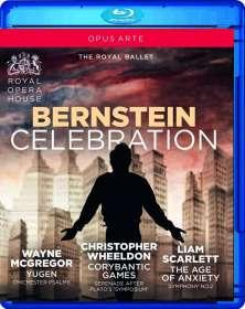 The Royal Ballet - Bernstein Celebration (3 Ballette), Blu-ray Disc
