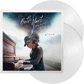 Beth Hart: War In My Mind (180g) (Limited Edition) (White Vinyl) (weltweit exklusiv für jpc), 2 LPs