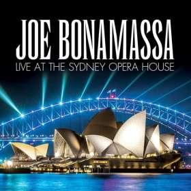 Joe Bonamassa: Live At The Sydney Opera House (180g) (Limited Edition) (Clear Vinyl) (europaweit exklusiv für jpc!), LP