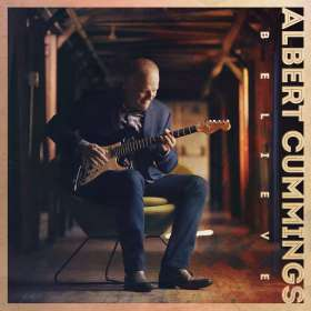 Albert Cummings: Believe, CD