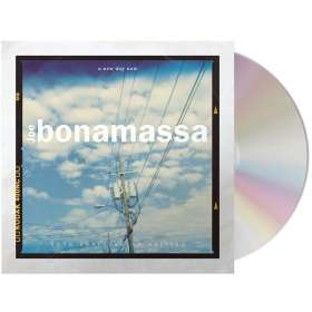 Joe Bonamassa: A New Day Now (20th Anniversary), CD