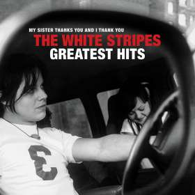 The White Stripes: The White Stripes Greatest Hits, LP