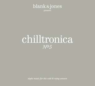 Blank & Jones: Chilltronica No. 5 (Deluxe Hardcover Package), CD